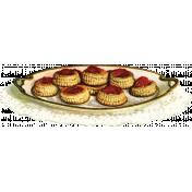 Strawberry Fields- Pastry Ephemera