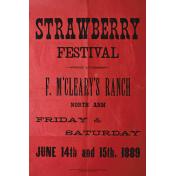 Strawberry Fields- Sign