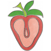 Strawberry Fields- Strawberry Doodle 02