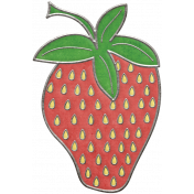 Strawberry Fields- Strawberry Doodle 03