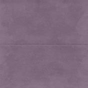 Autumn Day- Medium Purple Solid Paper