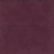 Autumn Day- Dark Purple Solid Paper