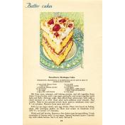 Strawberry Fields- Recipe Ephemera Card 01