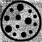 Circle Doodle Template 011