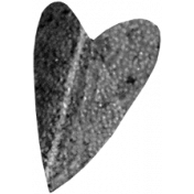 Leaf Heart Template 008