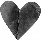 Leaf Heart Template 010