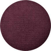 Autumn Day- Dark Purple Button