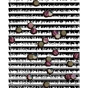 Autumn Day- Shdowed Confetti