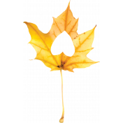 Falling For You- Yellow Leaf 3