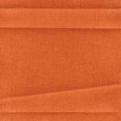 Let's Get Festive- Dark Orange Solid Paper
