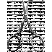 Scissors Template 003