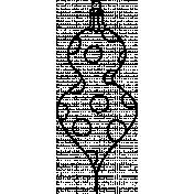 Ornament Doodle Template 011