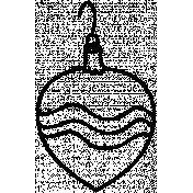 Ornament Doodle Template 016