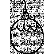 Ornament Doodle Template 020