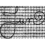 Doodle Word Art Template 038