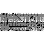Sketch Doodle Template 012