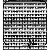 Toolbox Calendar Doodle Template 008