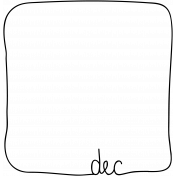 Toolbox Calendar Doodle Template 018