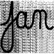 Toolbox Calendar Doodle Template 031