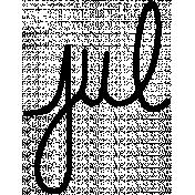Toolbox Calendar Doodle Template 043