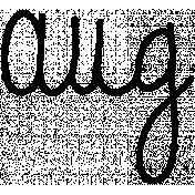 Toolbox Calendar Doodle Template 044