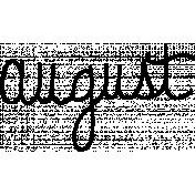 Toolbox Calendar Doodle Template 045