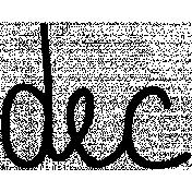 Toolbox Calendar Doodle Template 052