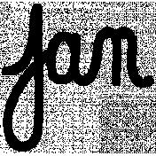 Toolbox Calendar Doodle Template 054