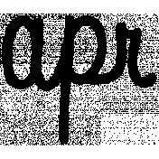 Toolbox Calendar Doodle Template 060