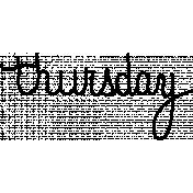 Toolbox Calendar Doodle Template 100