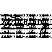 Toolbox Calendar Doodle Template 104