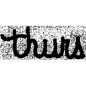 Toolbox Calendar Doodle Template 113