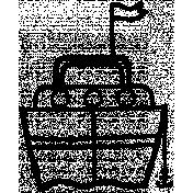 Toolbox Calendar Doodle Template 219