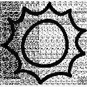 Toolbox Calendar Doodle Template 225