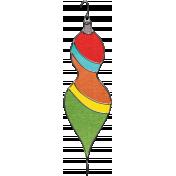 Let's Get Festive- Small Ornament Doodle 8