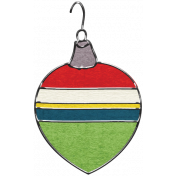 Let's Get Festive- Small Ornament Doodle 6