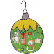Let's Get Festive- Small Ornament Doodle 7