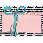 Let's Get Festive- Gift Doodle 4- Pink and Blue