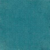 Let's Get Festive- Blue Dots Paper