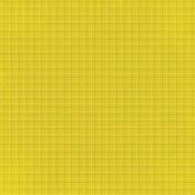 Let's Get Festive- Yellow Plaid Paper