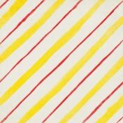 Let's Get Festive- Diagonal Stripes 03 Paper