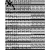 Toolbox Calendar Doodle Template 242