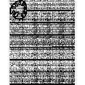 Toolbox Calendar Doodle Template 288
