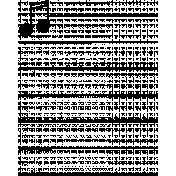 Toolbox Calendar Doodle Template 295