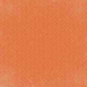 Let's Get Festive- Orange Chevron Paper