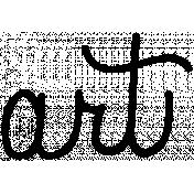 Toolbox Calendar Doodle Template 368