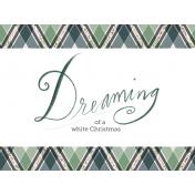 Dreaming 4x3 Pocket Card