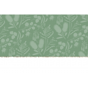 Australian Flora 6x4 Pocket Title Card Sage