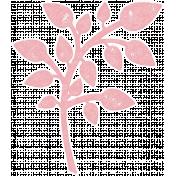 Heart Day Branch Sticker