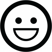 Smile Face Template